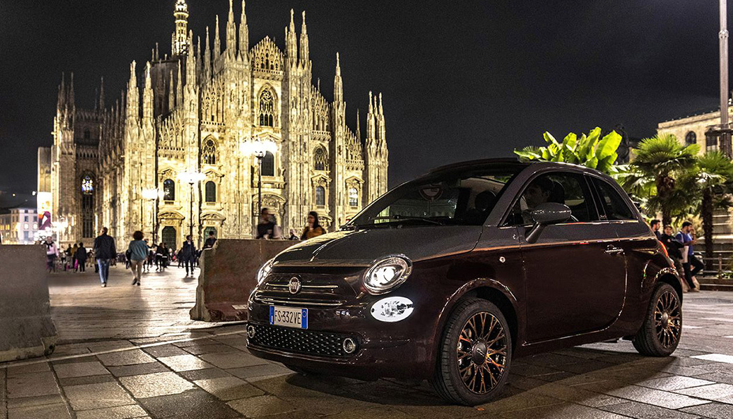 FIAT 500 SERIE 6 E6D