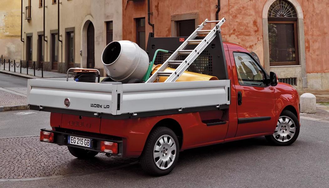 FIAT PROFESIONAL DOBLO SASIU & WORKUP E6
