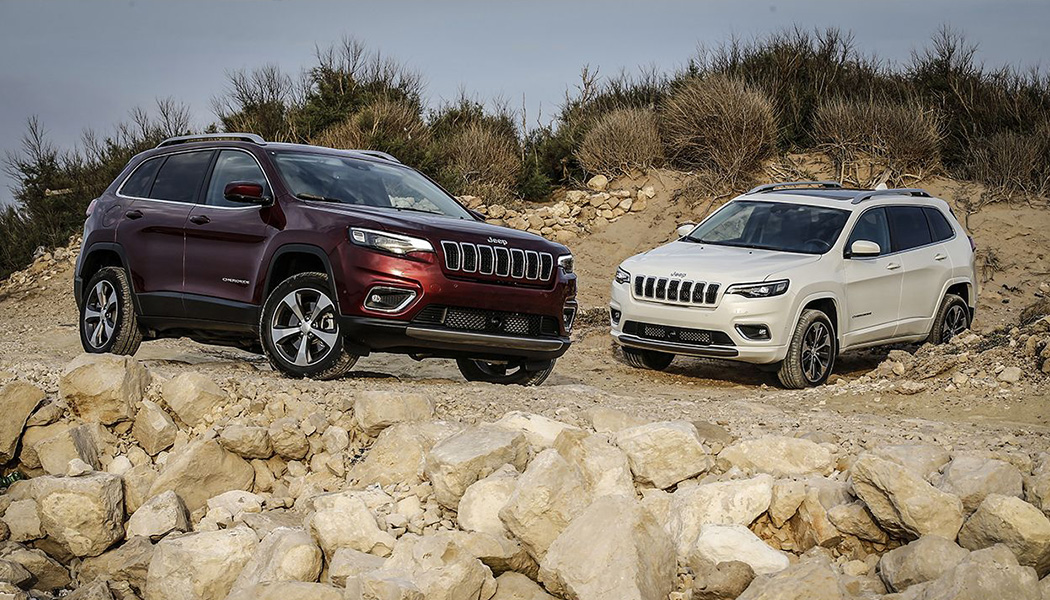 JEEP GRAND CHEROKEE MY2018