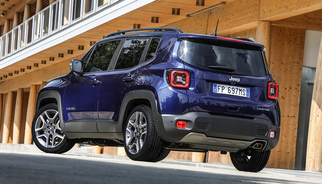 JEEP RENEGADE MY2019
