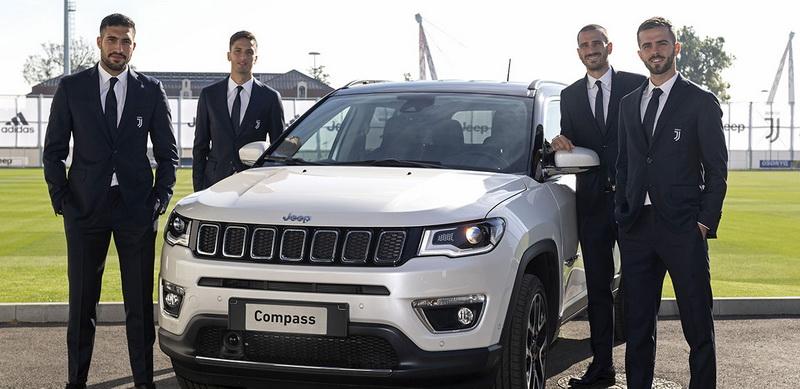 Jeep și Juventus